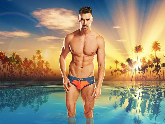 sport and swimwear campaign